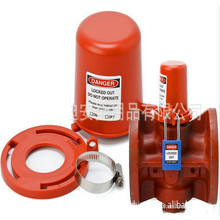 Plug Valve Lockout, Ball Valve Safety Lock Al-Bd-F43