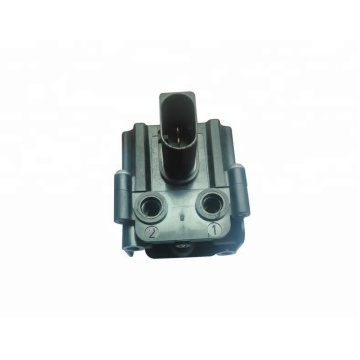 F02 E70 Airmatic Valve Block 37206789450