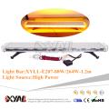 2018 12V 88W O mais popular Multi funções carro policial LED piscando luz de aviso de segurança de emergência
