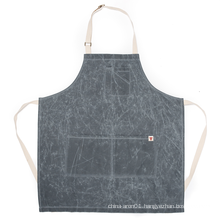2018 Shaoxing Slate Waxed Canvas Stock Apron