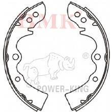 Mâchoires de frein de haute qualité (K3307) pour Mazda