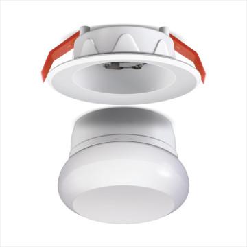 Le bon prix d'intérieur d'éclairage extérieur de bâti de surface de plafond enfoncé par 6w 7w 9w a mené la lumière