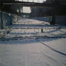 Revestimiento de geomembrana HDPE impermeable para piscicultura