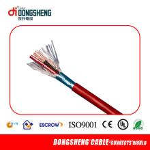 Cable de alarma de incendio de 2 núcleos Lszh con CE RoHS