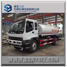 Isuzu 15000L 240HP Water Water Tanker Truck