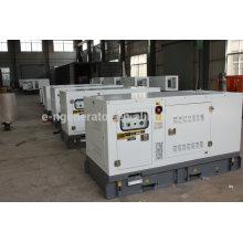el generador silencioso de 15 kW con el menor ruido con motor Kubota