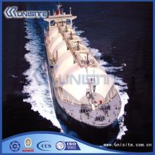 Reka bentuk kapal LPG Menyimpan