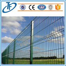 3 bends wire mesh WireWall Welded