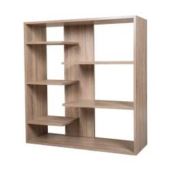 FUSHI Wooden Storage Bookcase