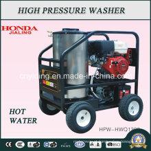 3600psi / 250bar para Honda Gasolina Indústria Lavadora de alta pressão de água quente (HPW-HWQ1300)