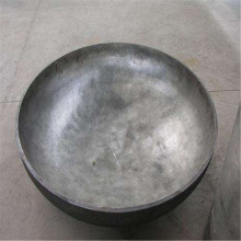 carbon steel stainless steel pipe cap fitting dish