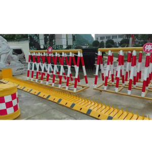 Automatic Tire Killer Spike Vehicle Barrier