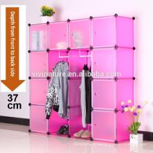 Kreative Garderobe erhalten Frame \ Bunte vier Etagen Storage Home Kleidung Kleiderschrank \ Nizza Haus Kleiderschrank
