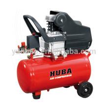 2 hp no mudo compressor de ar do pistão à venda