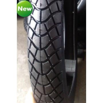 Nouveau modèle 2015, pneu de moto 2.75-17 pour le marché de l'Afrique