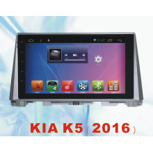 Android System Car Tracker for KIA K5 2016 with Car DVD and Car Navigation