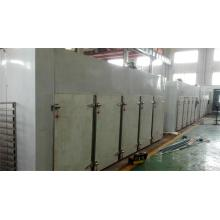 Paper tube hot air circulation drying oven