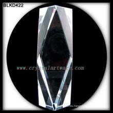 K9 de cristal cristal de corte de diamante en blanco