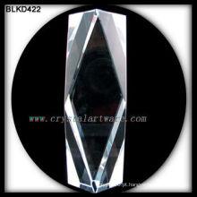 K9 de cristal em branco cristal de corte de diamante