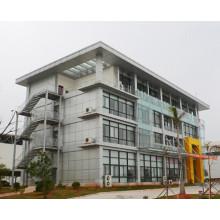 Структура стального каркаса офис (сайт kxd-SSB1406)