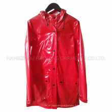 PU Raincoat/Rain Jacket for Adult