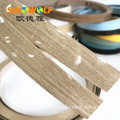 High Gloss Plastic PVC / ABS Wooding Banding Banding