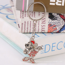 High Quality 2-30CM Printing Cheap bell keychain