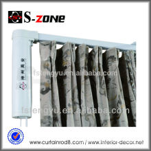 Drapery Motor Motorized Curtain With Remote Control And Automatic Curtain Limit Set