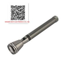 3W CREE wiederaufladbare Aluminium-Taschenlampe, LED-Taschenlampe