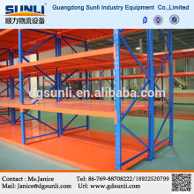 China Supplier Storage Metal Commodity Shelf