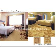 Maschine gewebte Wilton Broad Loom Hotel Teppiche