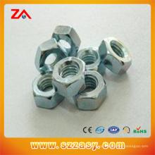 M2-M42 tuercas hexagonales de acero al carbono