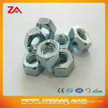 M2-M42 Hex Nuts Carbon Steel
