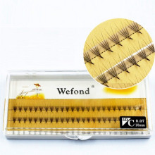 Premade volume lashes extension for makeup, 2D 3D 4D 5D 6D 8D 10D, Y lashes W lashes