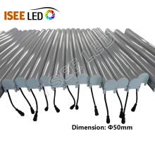 Éclairage LED DMX adressable de tube de RVB