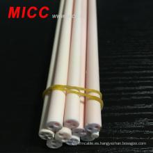 MICC 9mm de diámetro exterior 30 mm de largo CT95 aislador de cerámica varilla
