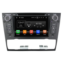car audio video for E90 Saloon 2005-2012