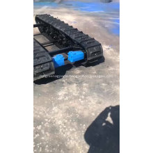 Combine Harvester Rubber Track  Agriculture Rubber Track Chassis Undercarriage for Sale