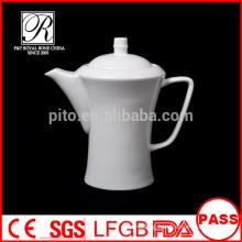 P&T porcelain factory tea pot, royal coffee pots, ceramics coffee pots