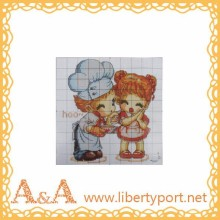 Fashion cross stitch wall hanging cross stitch hand craft cross stitch