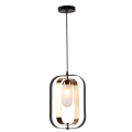 metal  irondecorative modern led pendant lamp