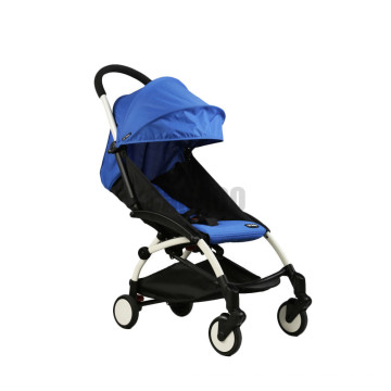 """Safety Elegant Child Trend Jogging Stroller 5"""" PU Wheel with High Quality"""