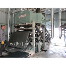 1800 tonnes eva moussant machine, machine mousse epdm