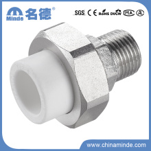 PPR Male Threaded Union para Materiales de Construcción