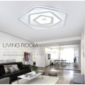 Contemporary Acrylic Square Mounted LED Crystal Ceiling Lighting