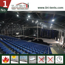 Aluminum PVC Structure Marquee Tent for 2500 People