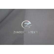 Tissu de mémoire 75D Imitation Shape avec revêtement PU
