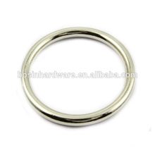 Fashion High Quality Metal Stainless Steel Round Ring