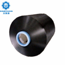 AA grade Recycled Draw textured DTY material polyester filament high bulk polyester 75d yarn