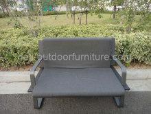 Μαξιλάρι διπλά ινδικού καλάμου διθέσιο υπαίθρια έπιπλα καρέκλα